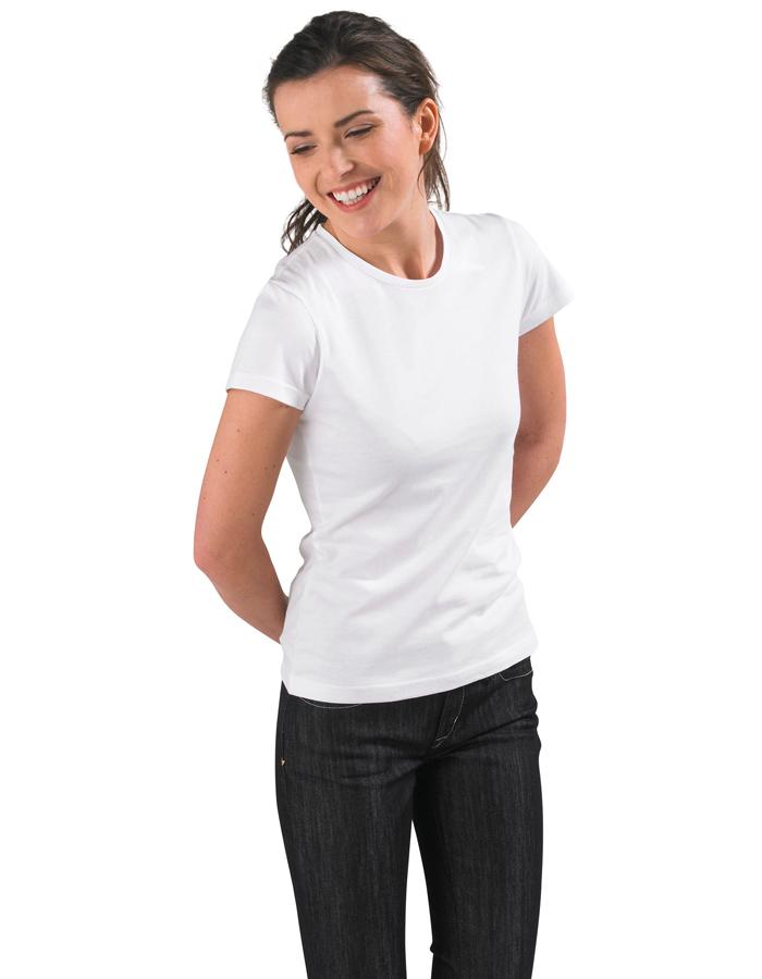 Image of Dámské tričko z organické bavlny ORGANIC WOMEN - Sol's
